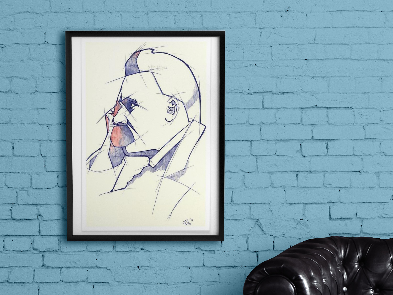 affiche d'art vente en ligne