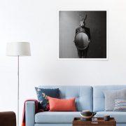 affiche-dart-noir-et-blanc-original-design