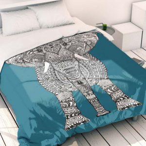 aztec-elephant-monika-strigel-linge-de-lit-2
