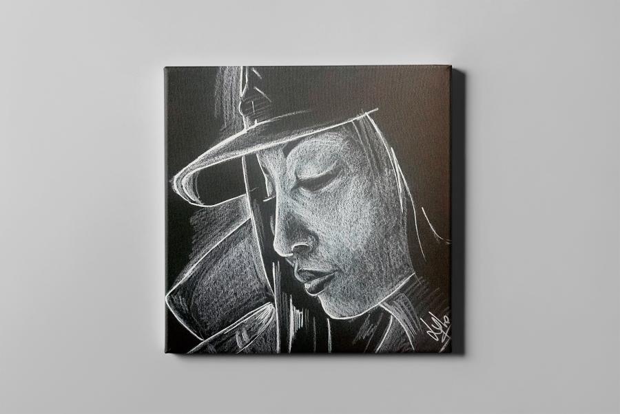 dessin-portrait-personnalise-tableau