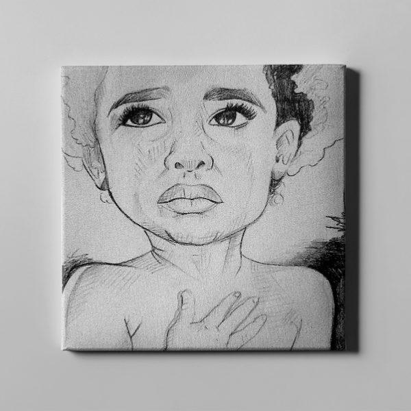 toile-dessin-crayon
