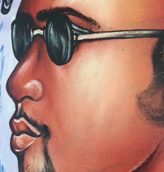 Enseigne barbier africain 3