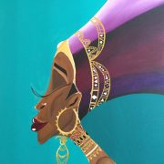 American Art African Queens Reflection4