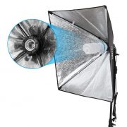 Excelvan Pro Kit Éclairage LED Photo Studio 3