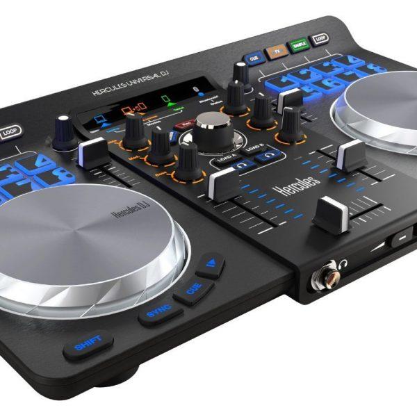 Hercules - 4780773 - Universal DJ - Contrôleur DJ