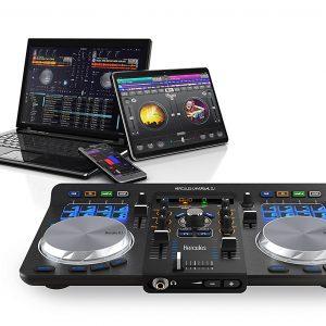 Hercules - 4780773 - Universal DJ - Contrôleur DJ 1