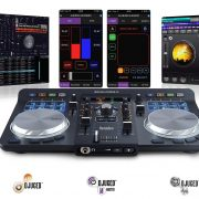 Hercules - 4780773 - Universal DJ - Contrôleur DJ 2