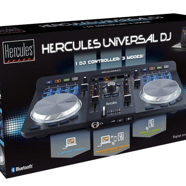 Hercules - 4780773 - Universal DJ - Contrôleur DJ 3
