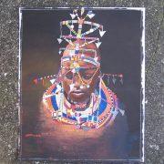 Jeune femme Masaï 2
