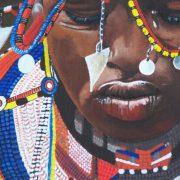 Jeune femme Masaï 3