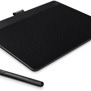 Tablette Graphique Wacom Intuos Art Noire Pen et Touch Medium 2