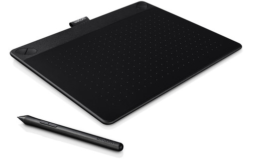 Tablette Graphique Wacom Intuos Art Noire Pen et Touch Medium 2