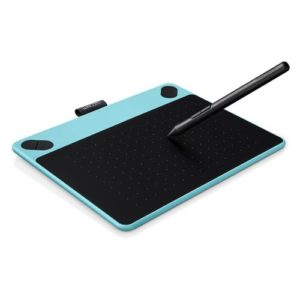 Tablette graphique Wacom Intuos Art Pen Touch Small Bleue