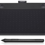 Tablette graphique Wacom Intuos Art Pen Touch Small Noire 2