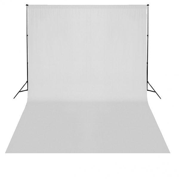 fond blanc pour studio photo