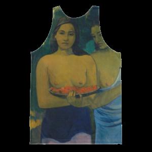 Débardeur personnalisé – Gauguin