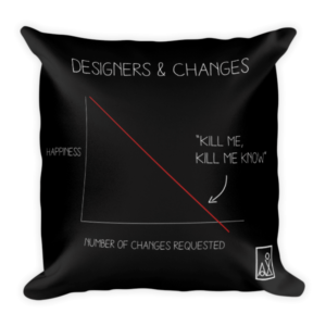 Coussin Designers Changes