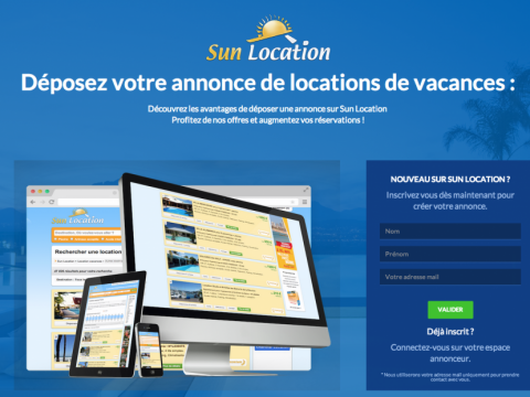 création site html lauriane itoua