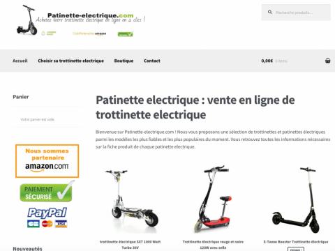 patinette electrique